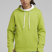 Contrast Hooded Sweatshirt by SG