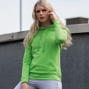 Ladies Hooded Sweatshirt by AWD