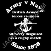Army V Navy White