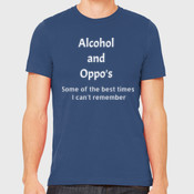 Alcohol and oppos