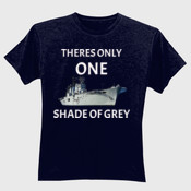 ONE shade of grey