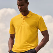 Polo Shirt by Fruit of the Loom