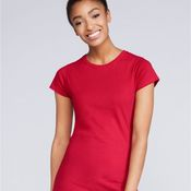 Ladies Soft Style T-Shirt by Gildan