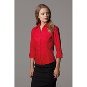 Corporate Oxford Shirt 3/4 Sleeved Womens