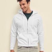 Hooded Sweat Jacket by Fruit of the Loom